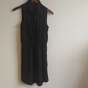 Black Massimo casual summer dress- size small